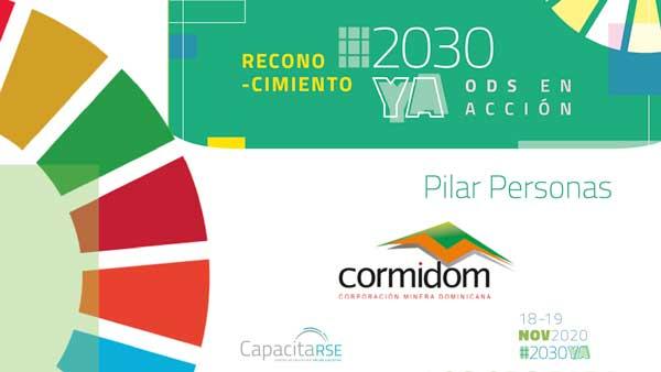 Cormidom, Reconocimiento ODS en Acción #2030YA