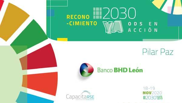 Banco BHD León, Reconocimiento ODS en Acción #2030YA